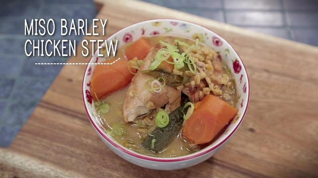 Ep 15 - Chicken, Barley and Miso Stew | Simply Special with Sarah Benjamin