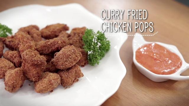 Ep 16 - Curry Chicken Pops | Simply Special with Sarah Benjamin