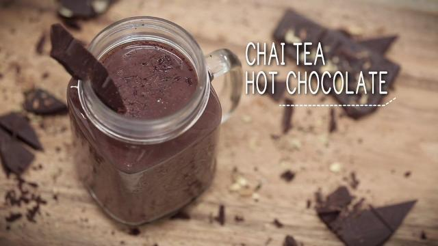Ep 17 - Chai Tea Hot Chocolate | Simply Special with Sarah Benjamin