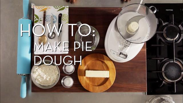Make Pie Dough | Cooking How To