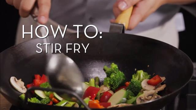 Stir Fry | Cooking How To