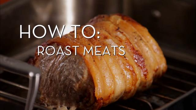 Roast Meats | Cooking How To