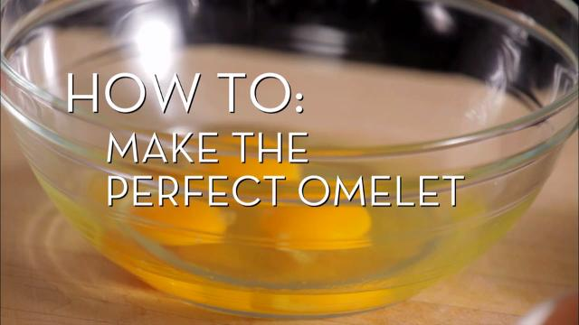 Eggs 101 - Making an Omelet | Cooking How To