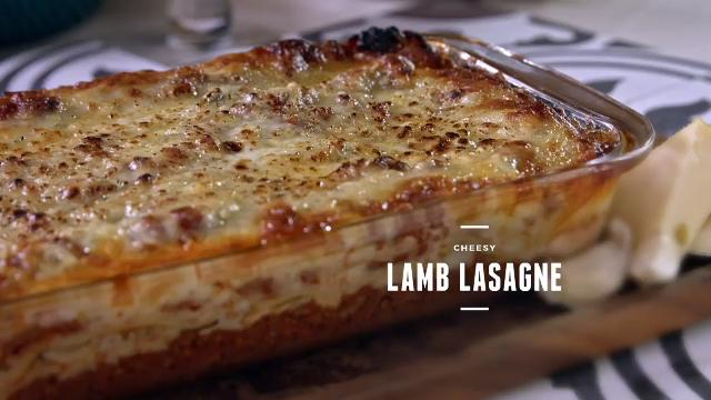 Ep 5: (Recipe Video) Lamb Lasagne | Cooking For Love