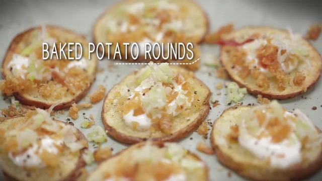 Ep 28: Baked Potato Rounds | Simply Special