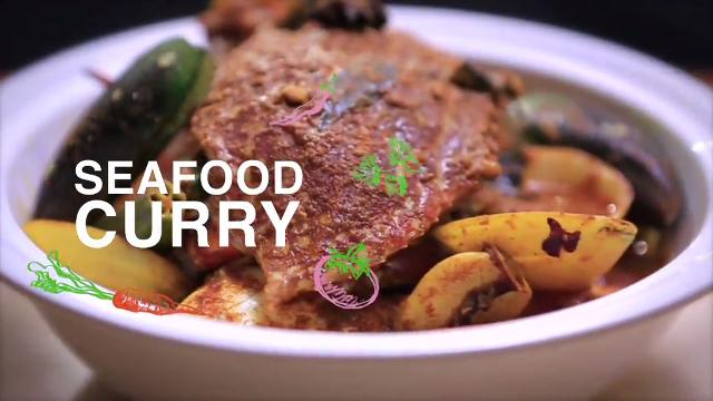 Ep 5: Seafood Curry | Home Cooked: Malaysia