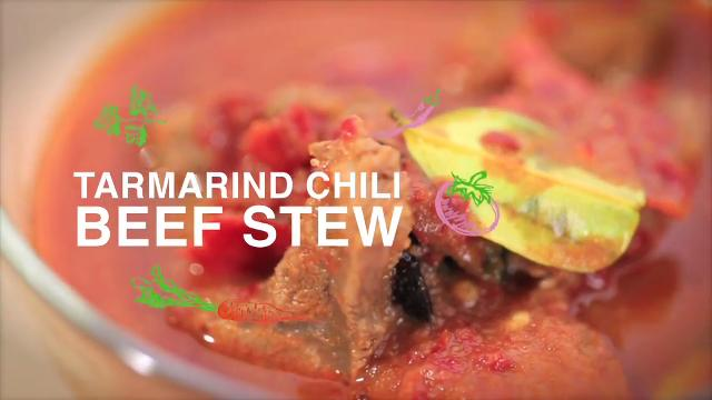 Ep 12: Tamarind Chili Beef Stew | Home Cooked: Malaysia