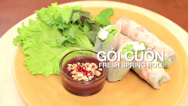 Ep 2: Fresh Spring Rolls | Home Cooked: Vietnam