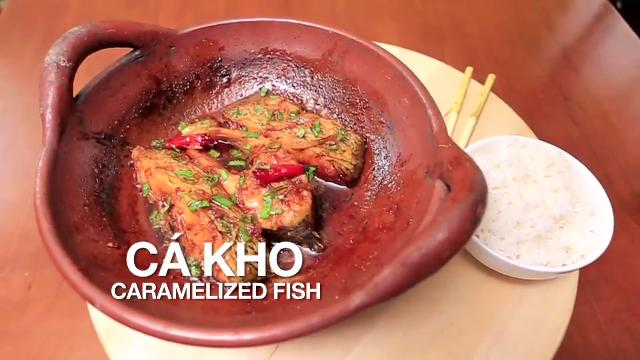 Ep 4: Caramelized Fish   Home Cooked: Vietnam