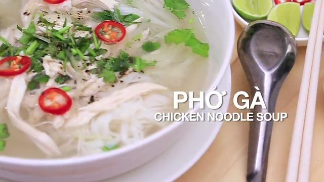 Ep 9: Chicken Noodle Soup | Home Cooked: Vietnam