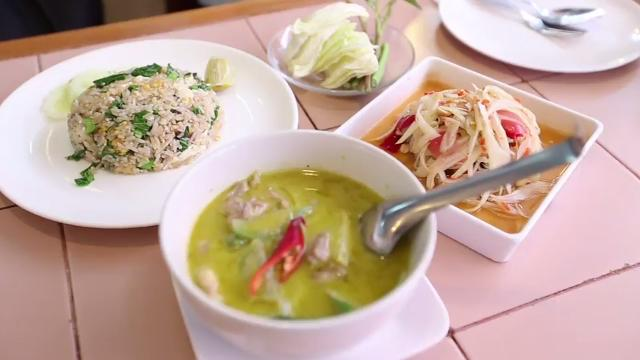Ep 21 - Bangkok: Thai Green Curry Chicken | GR848