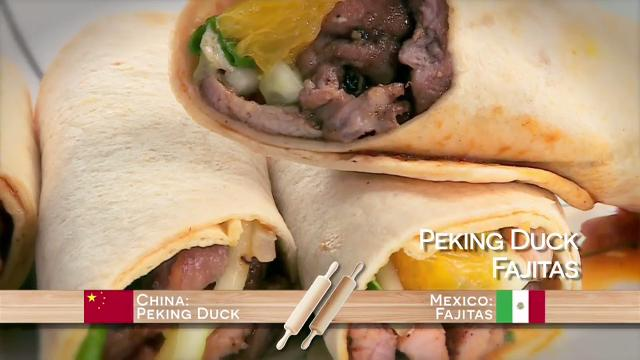 Ep 23: Peking Duck Fajitas | Food Flip