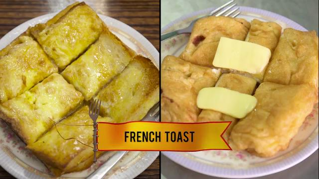 Hong Kong - French Toast | Food Wars Asia
