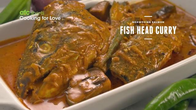 Norwegian Salmon Fish Head Curry | Cooking For Love (S2)