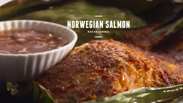 Norwegian Salmon Bakar with Jasmine Rice | Cooking For Love (S2)