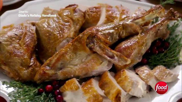 Spatchcock Turkey | Giada's Holiday Handbook