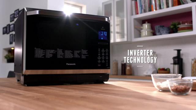 Martin Yan's Asian Favorites - Steam Convection Microwave Oven