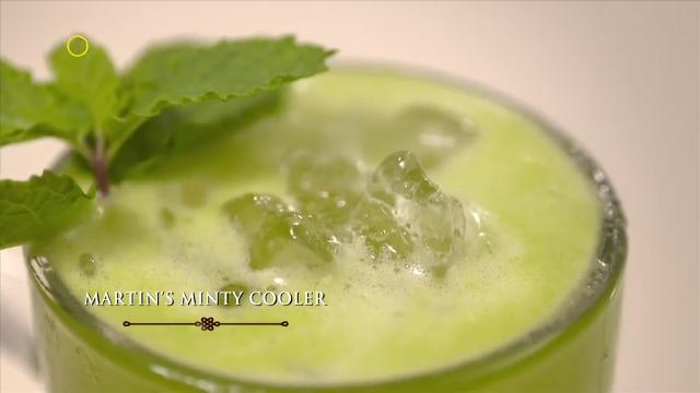Martin's Minty Cooler | Martin Yan's Asian Favorites