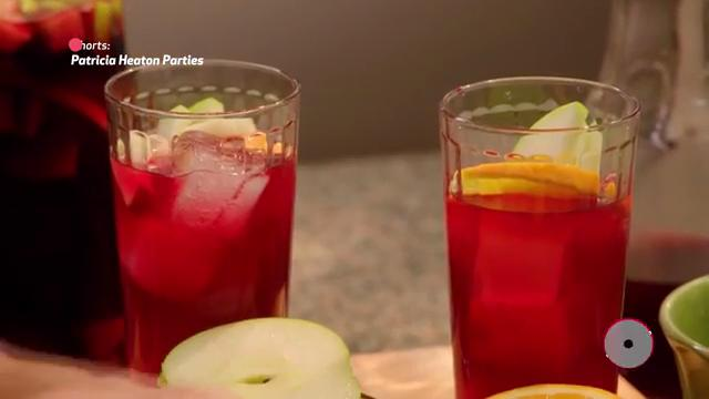 Fresh Fruit Sangria | Patricia Heaton Parties