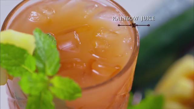 Rainbow Juice | Martin Yan's Asian Favorites
