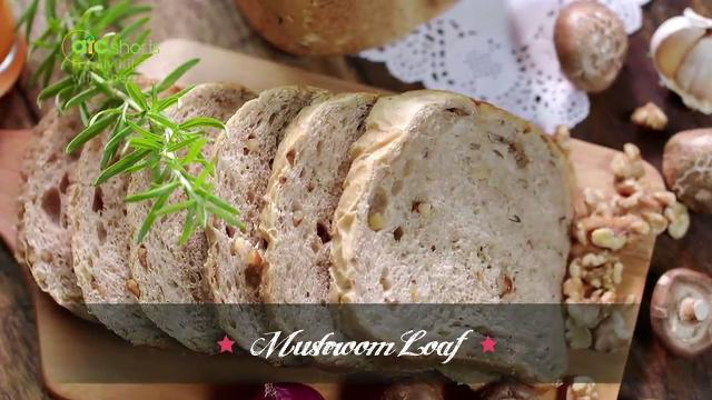 Mushroom Loaf | Family Kitchen with Sherson (S3)