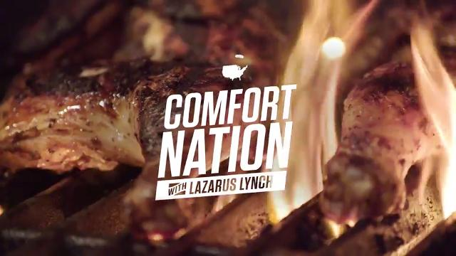 Comfort Nation with Lazarus Lynch - Miss Lily's