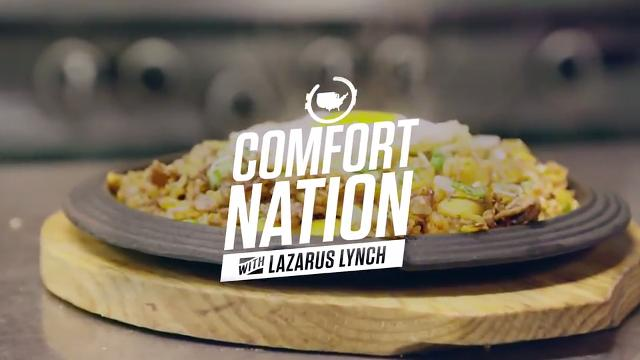 Comfort Nation with Lazarus Lynch - Hanjan