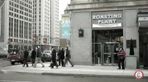 When Dan Gilbert comes calling ... How a New York coffee shop came to Detroit