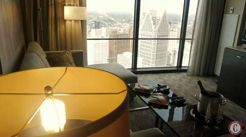 Detroit Marriott to begin $30M renovation in 2014