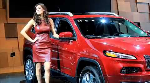 Tonight, the glitzy Charity Preview; Saturday, the public gets its turn at Detroit auto show