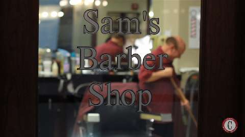 Sam Zeolla: The best barber in the city