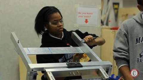 Video: UM's Michigan Engineering Zone trains future engineers