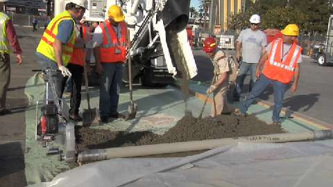 Getting Into Pervious Concrete, at Pervious Live!