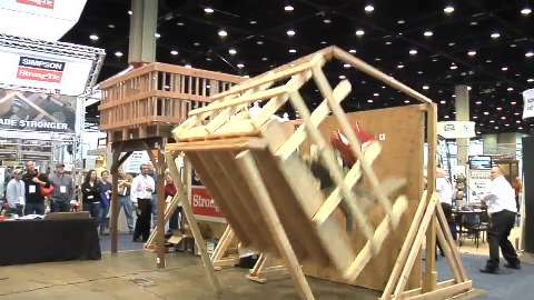How to build a deck video Deck Railing Nomadifyme Deck Building Safety 101 Prosales Online Decks Products