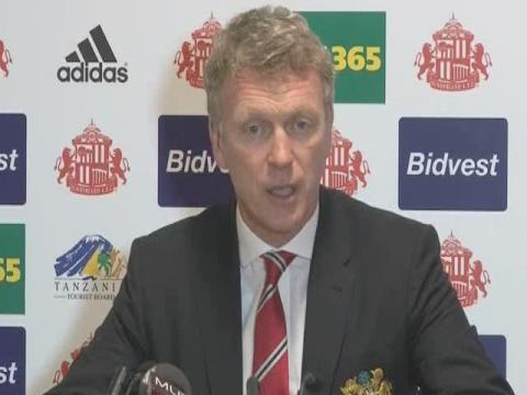 David Moyes' ten months of excuses