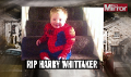 RIP Harry Whittaker - Liam Calland leads tributes to 'a beautiful little boy'