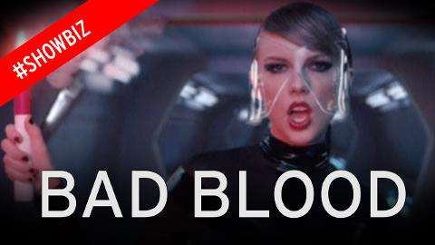Taylor Swift debut's music video for 'Bad Blood'