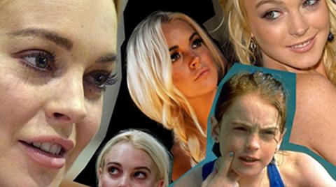 Lindsay Lohan in 60 Seconds
