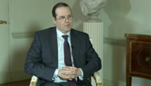 Interview with Anders Borg: Minister for Finance, Sweden