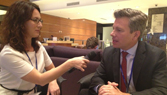 Interview with Erik Bethel, co-founder of SinoLatin - View from IADB 2013