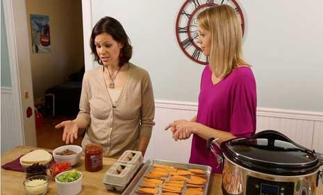 Watch: The Key to Easy Weeknight Meals
