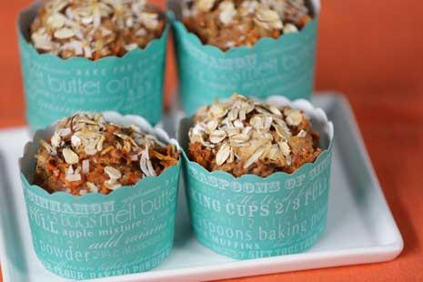 Learn How to Bake Healthier Muffins!