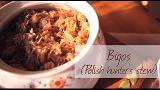 Stew Recipe: Bigos (Polish Hunter's Stew)