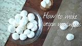 How to Make Vegan Meringues