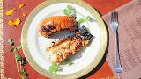 Barbecued Lobster Tails