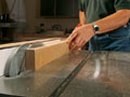Learn how to safely and effectively use your tablesaw for a variety of cuts.