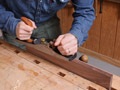 Furniture-maker Garrett Hack offers tips on using low angle, bevel-up smoothing planes.