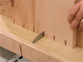 Learn how a custom ground tablesaw blade can make quick work of dovetails