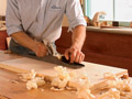 Furniture maker Garrett Hack offers tips on how to use jointers and other long handplanes