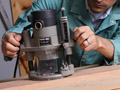 Learn a variety of ways to secure your workpieces for safer handheld routing.
